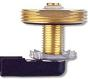 MABVTO: Antenex 3/4 or 3/8 Hole Brass NMO Thick Plane Adjustable Mount (to 1/2) (Cable, Connector not Included)