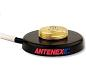 GMBD: Antenex/Laird Technologies 3/4 Style Mini Magnetic Mount Base (No Rubber Boot) with 12 Teflex Cable, No Connector