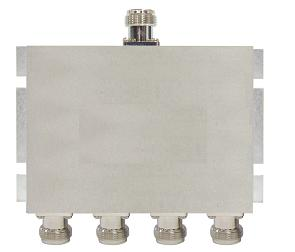WPS-S-4BSC - Dual-Band 4-Way Splitter