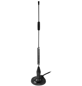 ASPRDM1994U - PCTEL Antenna Specialists Premium Dual-Band Magnetic Mount Cell Phone Antenna