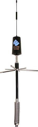 301133 - Wilson Cellular Dual-Band RV/Trucker Spring Mount Cell Phone Antenna