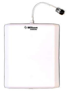 301135 - Wilson Cellular Dual-Band Directional Panel Antenna (for interior use)