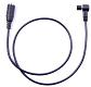 358503 - Palm (palmOne/Handspring) Treo 700p Wilson Cellular Cell Phone Antenna Adapter Cable