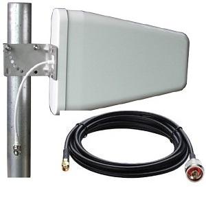verizon novatel t1114 4g lte router external antenna kit. Black Bedroom Furniture Sets. Home Design Ideas