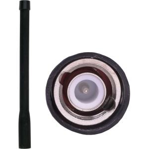 EXB150BNX - Antenex (Centurion) 150-162MHz BNC/Male Tuf Duck Antenna