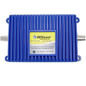 811201 - Wilson Cellular Dual Band 800MHz/1900MHz 3 Watt Inline Booster/Amplifier