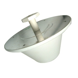 CM222W - Dual-Band Ceiling Mount Omni-Directional Dome Antenna (for interior use)